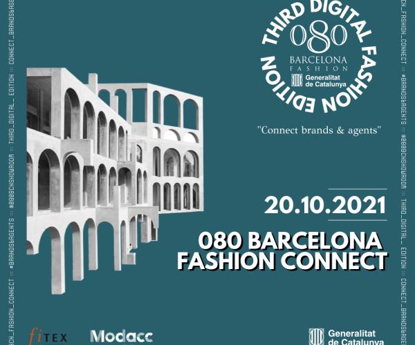 Este miércoles arranca 080 Barcelona Fashion Connect, el Showroom Virtual organizado por Modacc, la Generalitat y Fitex