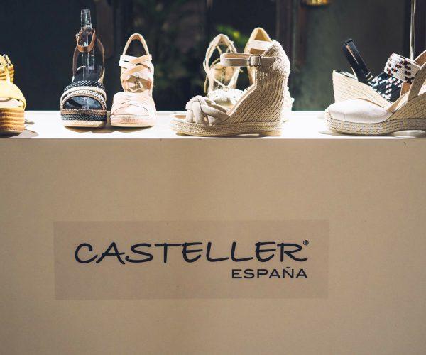 Angel Schelesser y Casteller se alían para crear la alpargata perfecta