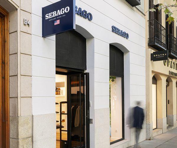 Sebago abre un nuevo punto de venta en Madrid