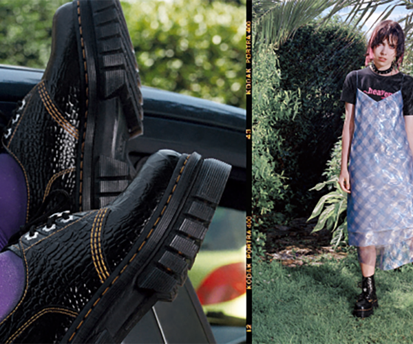 Dr. Martens x Heaven by Marc Jacobs